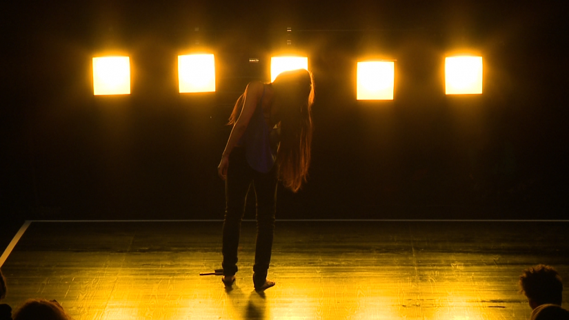 Sensation 2 - A Choreography for the Neck