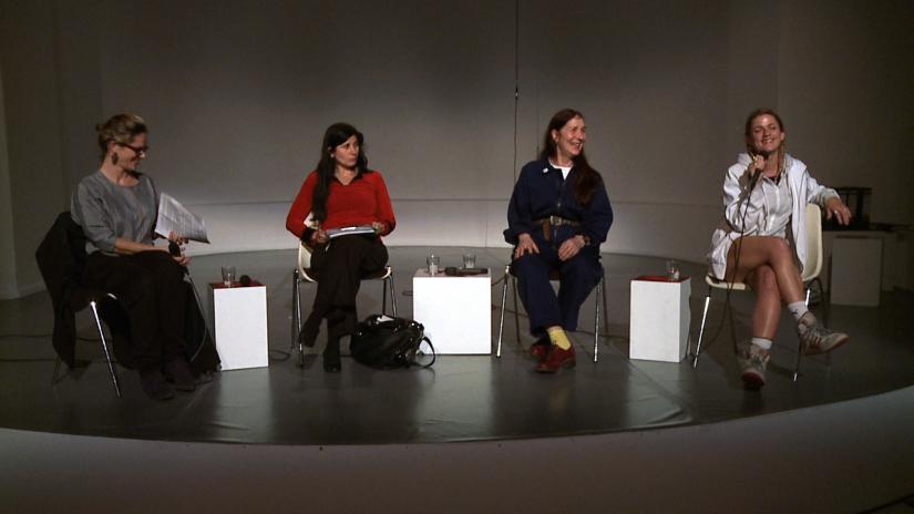 Anitas Erben - Diskussionsforum zur künstlerischen Radikalität heute - Ein TANZFONDS ERBE Projekt