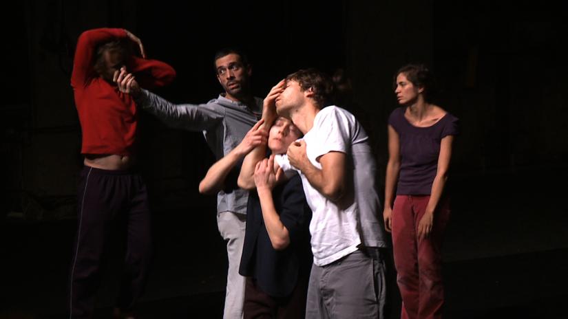 Tanzstück #4: leben wollen (zusammen)