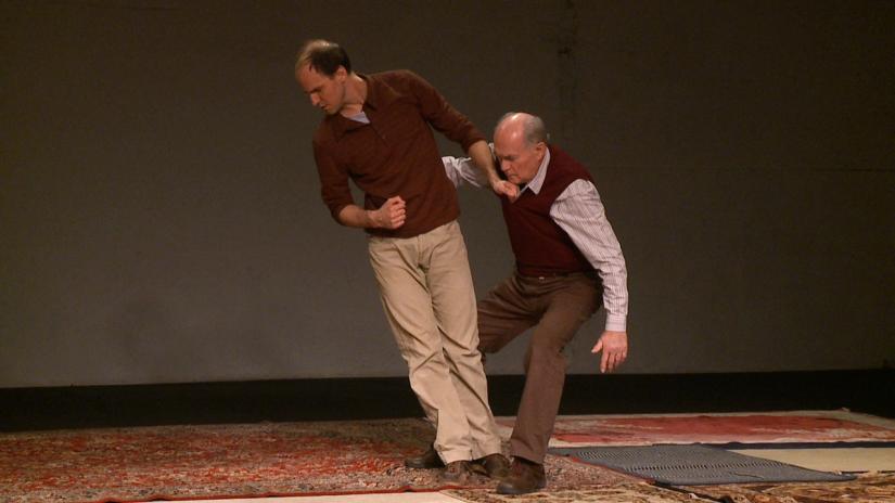 Repeater. Tanzstück mit Vater