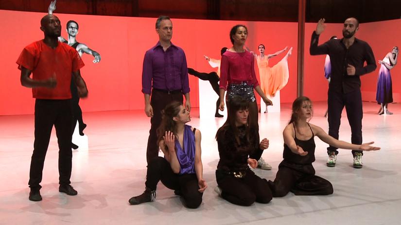 Abendliche Tänze - Ein TANZFONDS ERBE Projekt