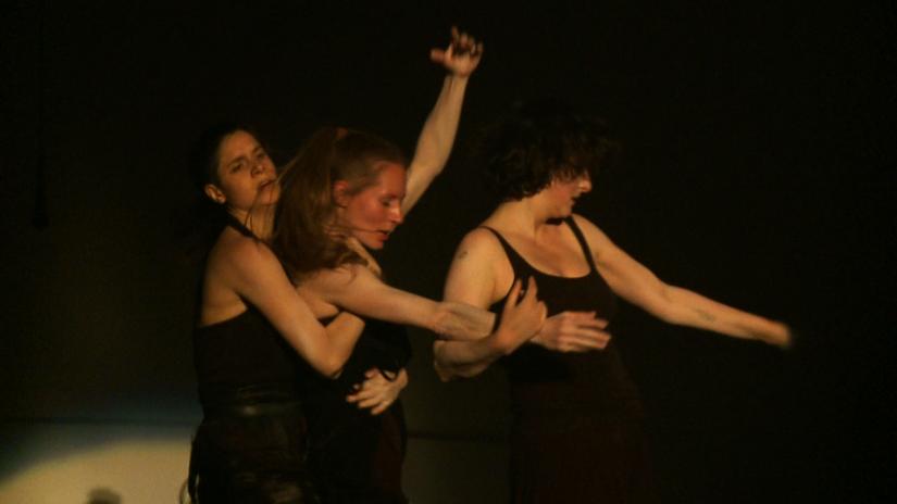 Anita Berber – Sie trägt die Nacktheit im Gesicht - Ein TANZFONDS ERBE Projekt