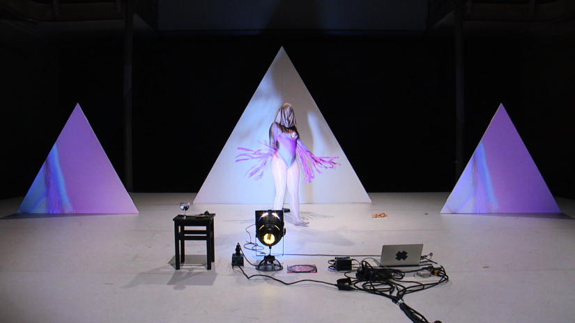 NATURE / NATURE / I AM YOUR BRIDE / TAKE ME // - WITCH DANCE PROJECT - Ein TANZFONDS ERBE Projekt